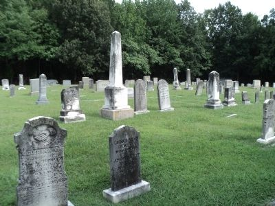 Trinity Cemetery Photo, Click for full size