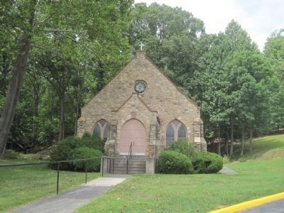 The Chapel at Catawba Sanatorium Photo, Click for full size