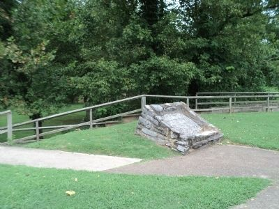 Davy Crockett�s Birthplace Marker image. Click for full size.