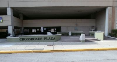 Crossroads Plaza Photo, Click for full size