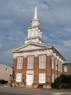 Greenville Cumberland Presbyterian Church image. Click for full size.