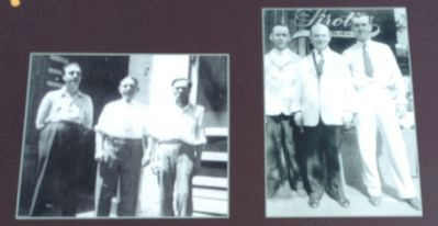 Neighborhood Businessmen - Sirota's Drug Store Photo, Click for full size