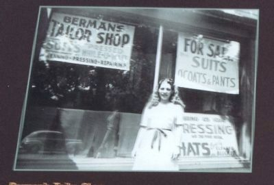 Berman's Tailor Shop Photo, Click for full size