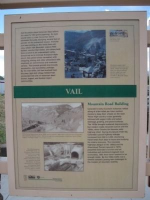 Vail Marker image. Click for full size.
