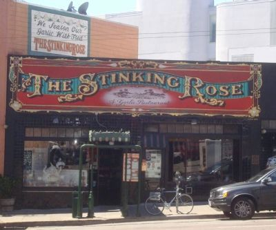 The Stinking Rose image. Click for full size.