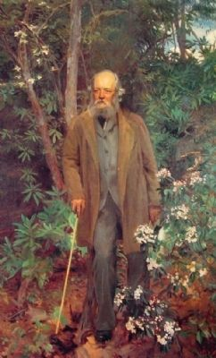 Frederick Law Olmsted image. Click for full size.