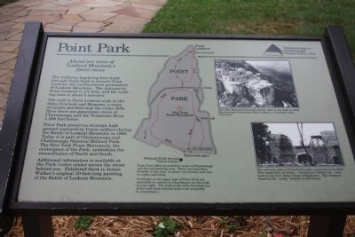 Point Park Marker image. Click for full size.