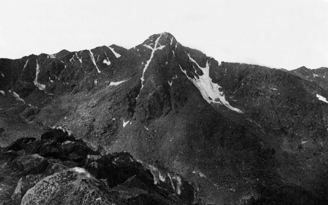 Mount of the Holy Cross image. Click for full size.