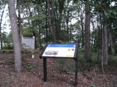 Chestnut Ridge Marker Photo, Click for full size