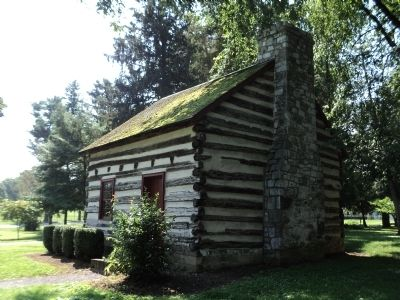 James Buchanan's Cabin image. Click for full size.