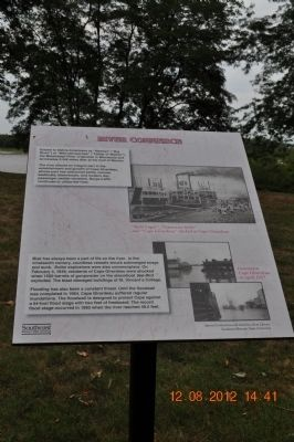 River Commerce Marker image. Click for full size.