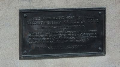 The Fame of Stonewall Jackson Marker image. Click for full size.