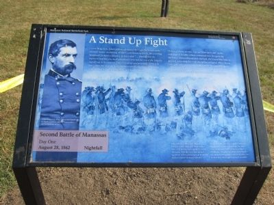 A Stand Up Fight Marker image. Click for full size.