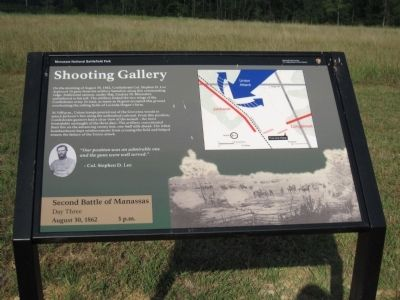 Shooting Gallery Marker image. Click for full size.