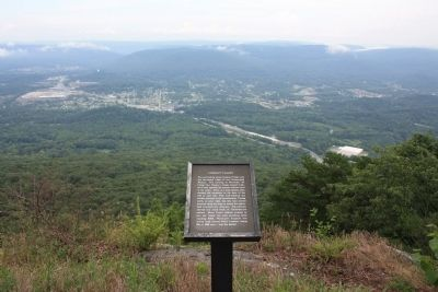 Lookout Valley Marker Photo, Click for full size