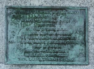 The Monument to Women of the Southern Confederacy image. Click for full size.