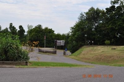 Welcome to Wickliffe Mounds Marker Photo, Click for full size