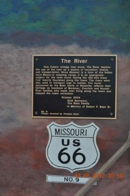 The River Marker image. Click for full size.