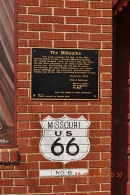 The Millworks Marker image. Click for full size.