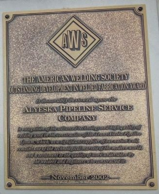 American Welding Society image. Click for full size.