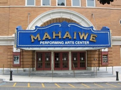 The Mahaiwe Theater Photo, Click for full size