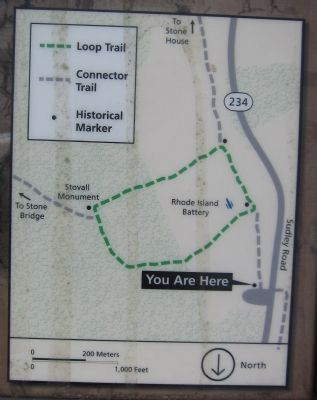 Trail Map Photo, Click for full size