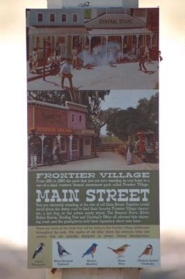 Main Street Marker image. Click for full size.