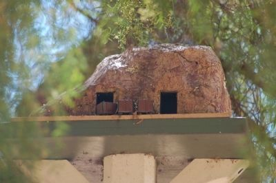 The Lost Dutchman Mine Birdhouse image. Click for full size.