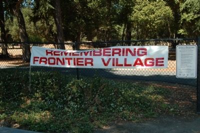 Remembering Frontier Village image. Click for full size.