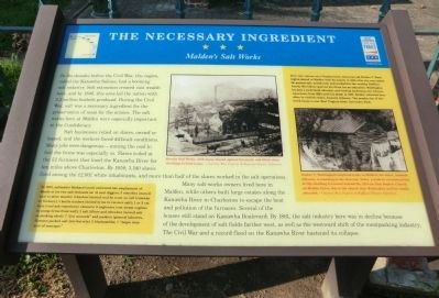 The Necessary Ingredient Marker Photo, Click for full size