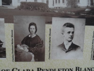 Captain and Clara Blanchard as a young couple image. Click for full size.
