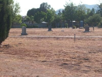 The San Fernando Pioneer Memorial Cemetery image. Click for full size.