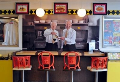 The Waffle House Founders Photo, Click for full size