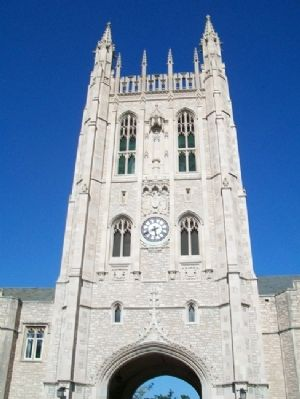 Memorial Union Tower Photo, Click for full size