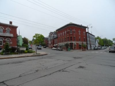 The Haraden Block today Photo, Click for full size