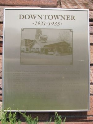 Downtowner Marker image. Click for full size.