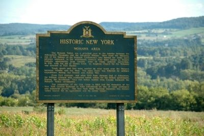 Mohawk Area Marker image. Click for full size.