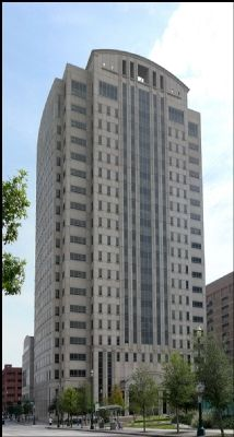 Harris County Criminal Courts Building Nearby image. Click for full size.