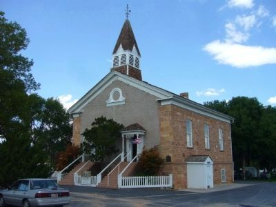 Pioneer Rock Church, Parowan Photo, Click for full size