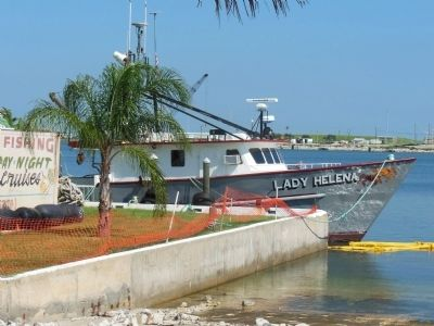 Lady Helena Charter Fishing Boat image. Click for full size.
