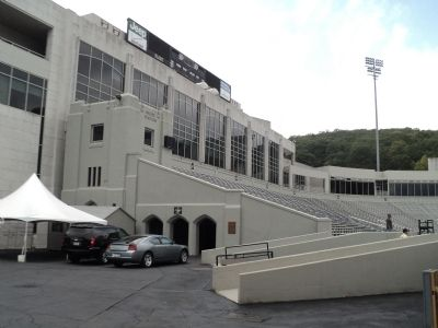 Michie Stadium Marker image. Click for full size.