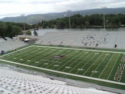 Michie Stadium Field image. Click for full size.