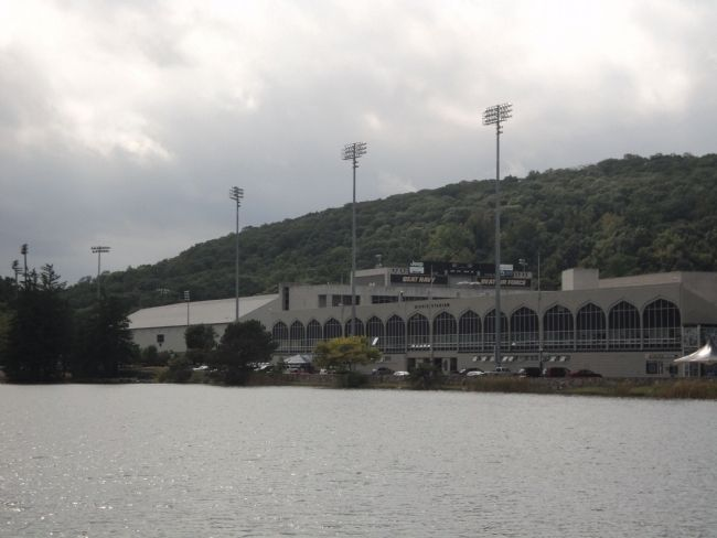 Michie Stadium at West Point image. Click for full size.