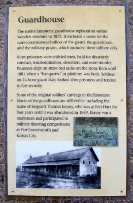Guardhouse Marker Photo, Click for full size