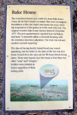 Bake House Marker Photo, Click for full size