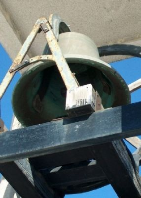 Good Shepherd Lutheran Church Bell image. Click for full size.