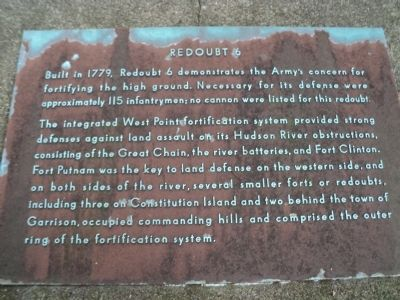 Redoubt 6 Marker image. Click for full size.