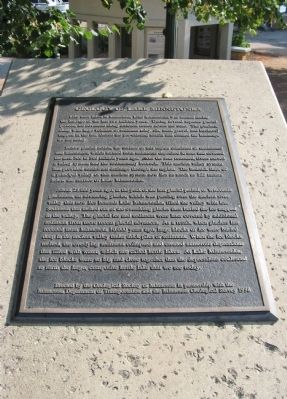Geology of Lake Minnetonka Marker Photo, Click for full size