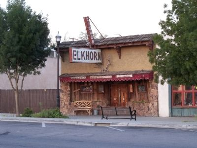 Elkhorn Saloon Photo, Click for full size