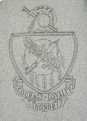 Oklahoma Military Academy Emblem image. Click for full size.